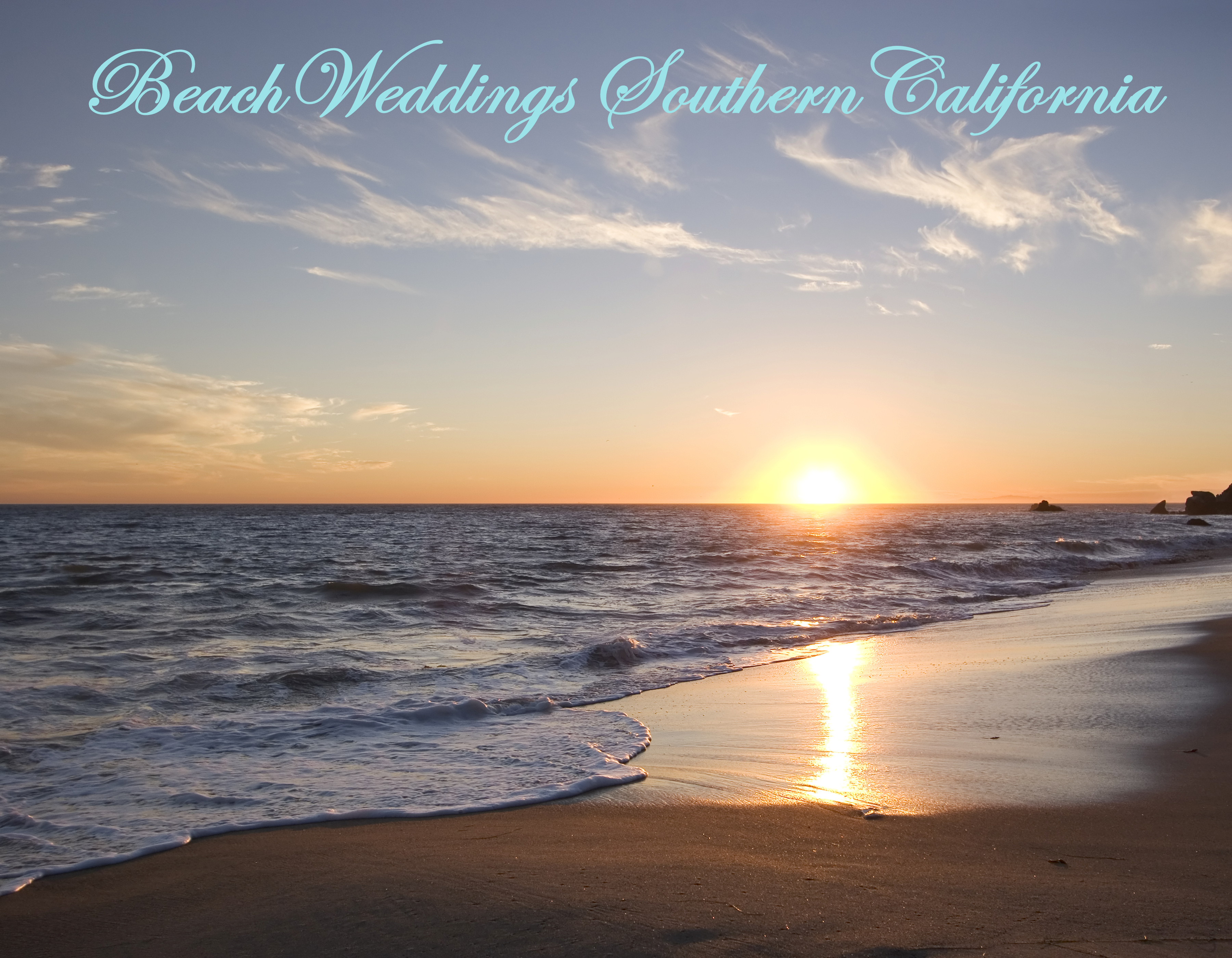 Our New Sister Website Beachweddingssoutherncalifornia